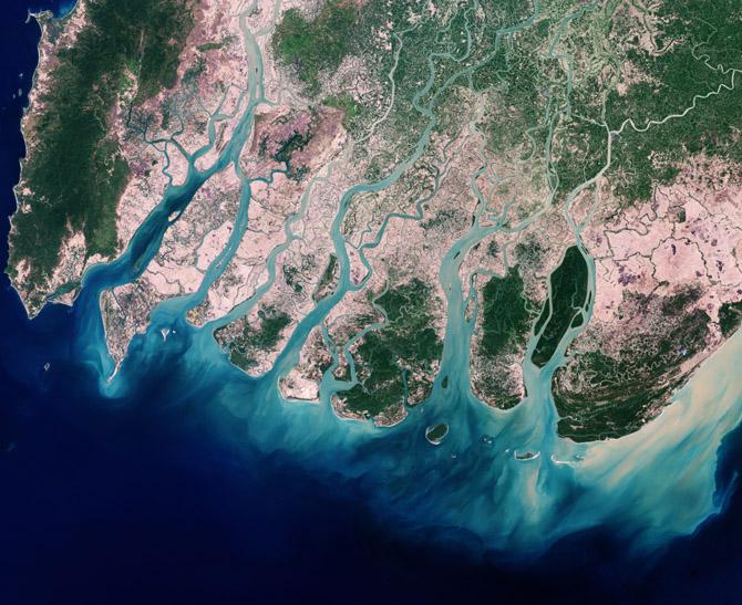 Река Иравади, Мьянмы