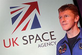 Великобритания покоряет Космос
