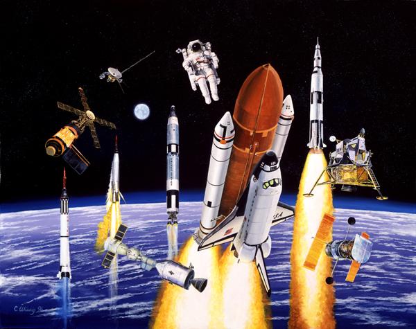 программы НАСА