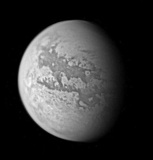 Титан спутник Сатурна