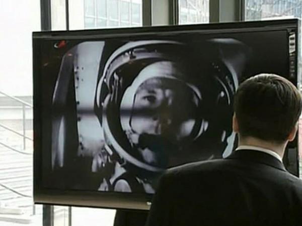 Мексика: фотовыставка, посвященная Гагарину