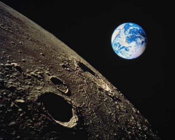 Снимки Луны