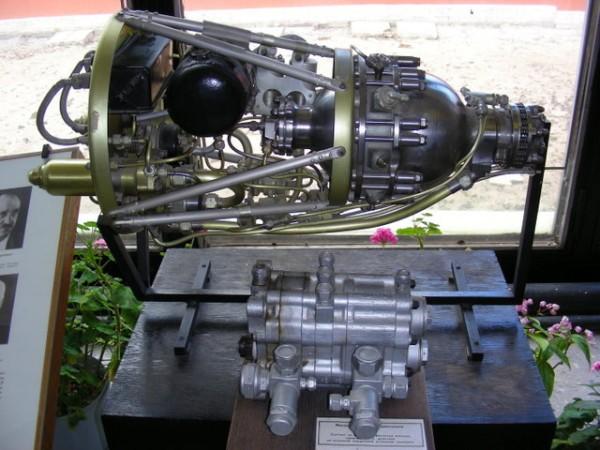 Химический ракетный двигатель