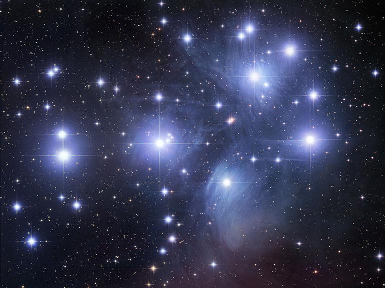 Созвездие — группа звезд