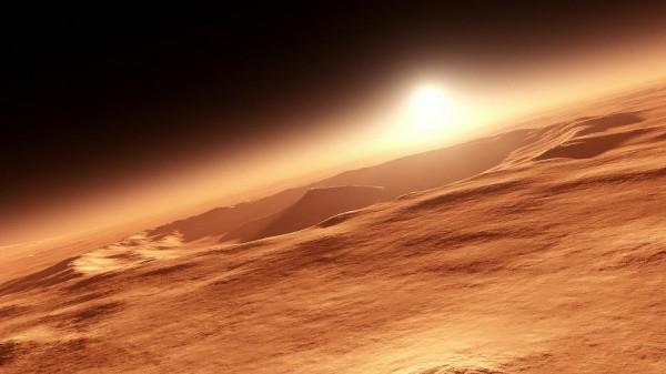 Тайны планеты Марс