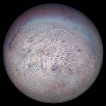 Тритон спутник