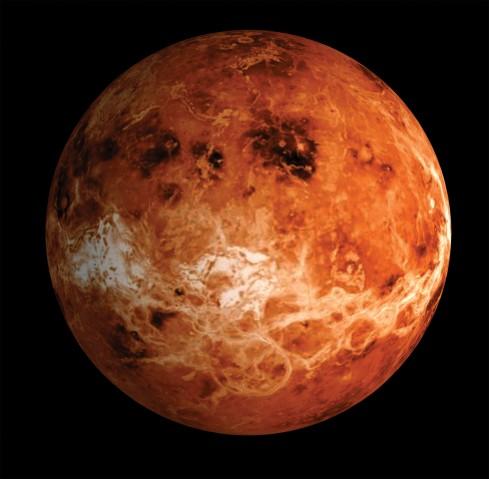 Венера планета солнечной системы