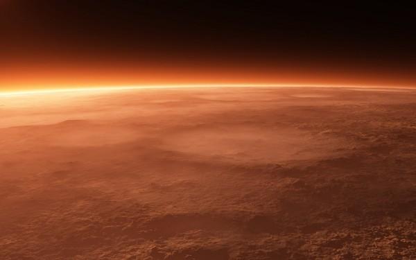 Метеориты с Марса на планете Земля