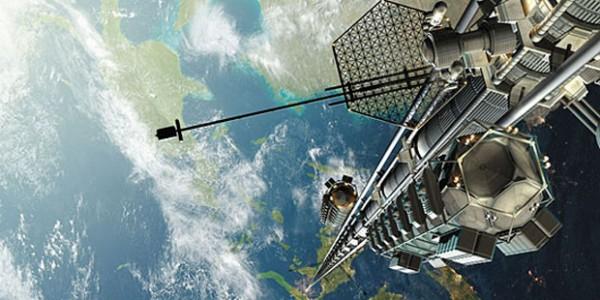 Лифт в космос будет готов к 2050-му году