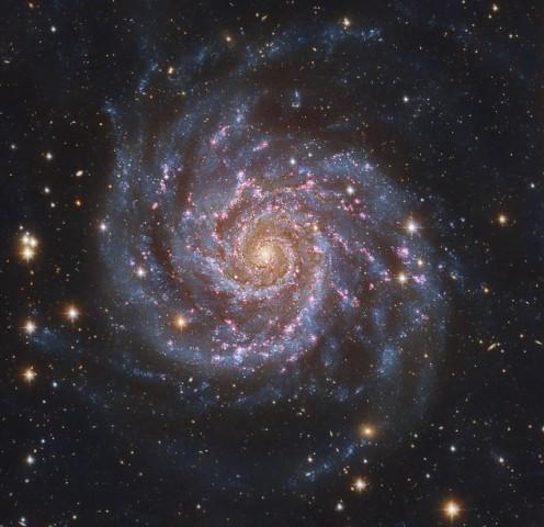 Спиралевидные галактики