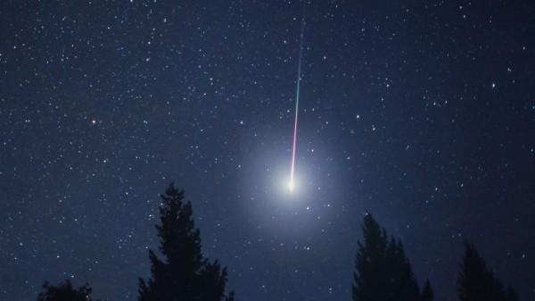 Падение кометы