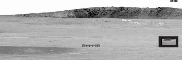 Фото Марса высокого разрешения