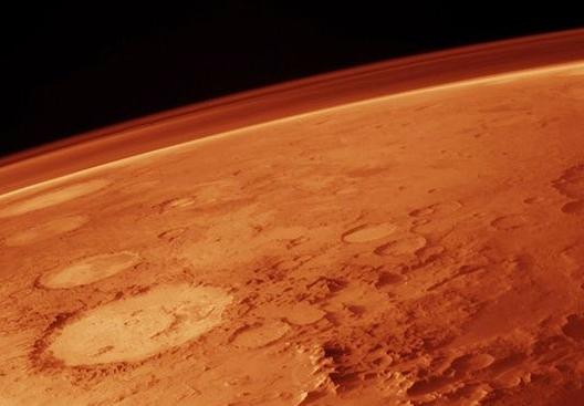 Планета Марс факты