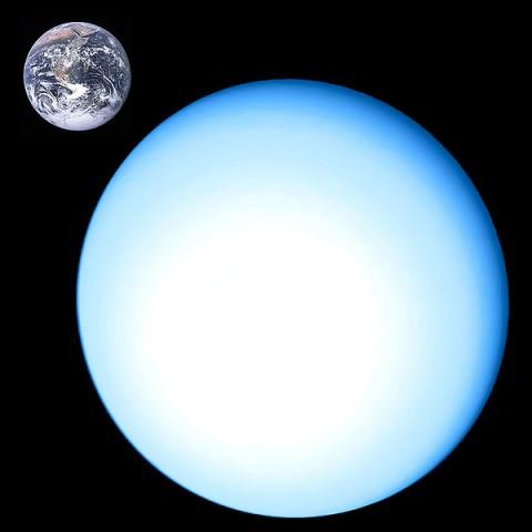 Уран – планета солнечной системы