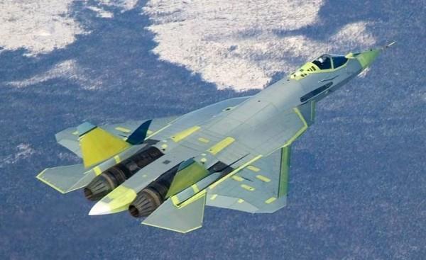 Самолет пятого поколения в России
