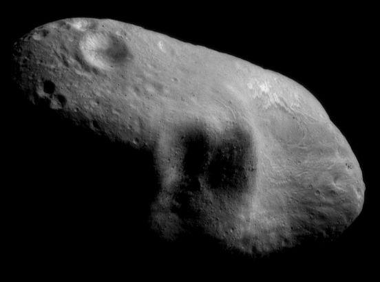 Астероид Эрос. Перспективы исследования