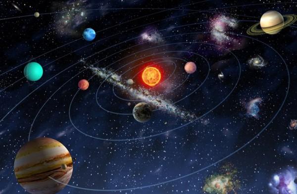 Солнечная система полна чудес и тайн