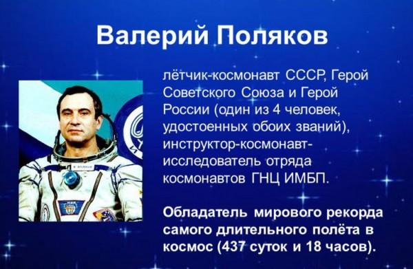 Самый длительный космический полет