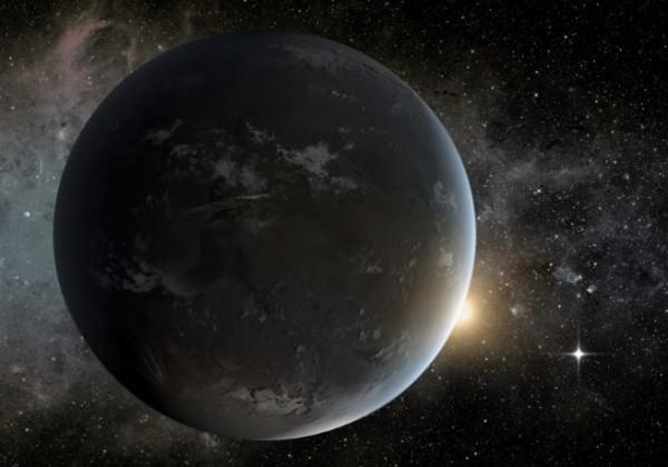Система из трех планет и миры земного типа