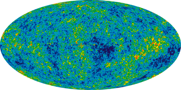 Реликтовое излучение Вселенной в теории «большого взрыва»