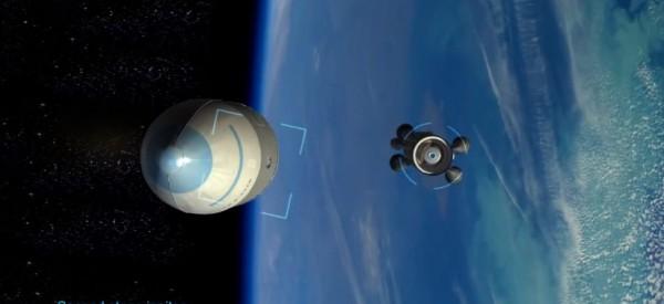 Вывод на орбиту Земли