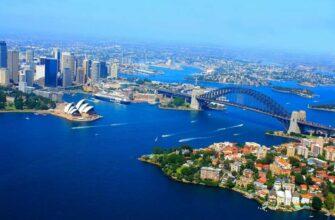 о колонизации Австралии