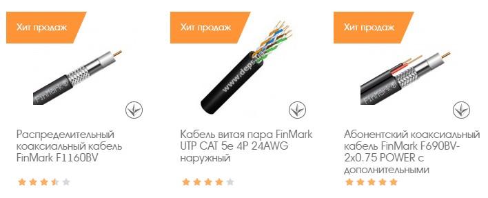 Какой сетевой кабель выбрать