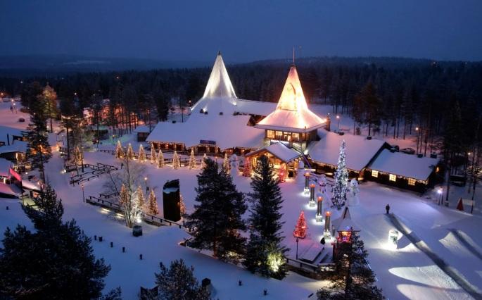 Посещение Финляндии зимой. Топ-5 зимних развлечений